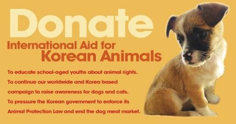 IAKA Donation Banner
