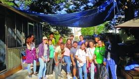 Daejun Shelter,<br> PAWS volunteers